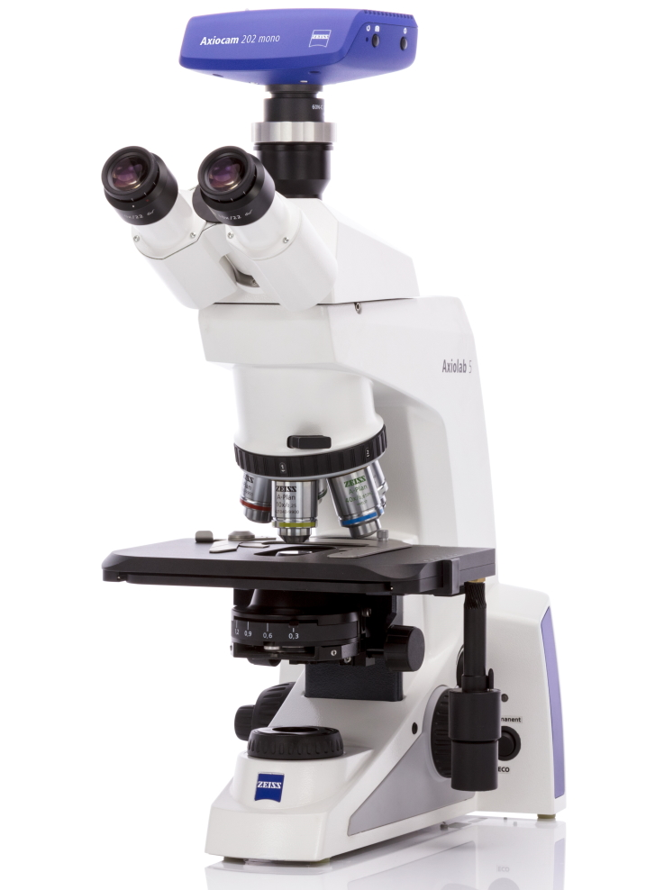 Phasenkontrastmikroskop