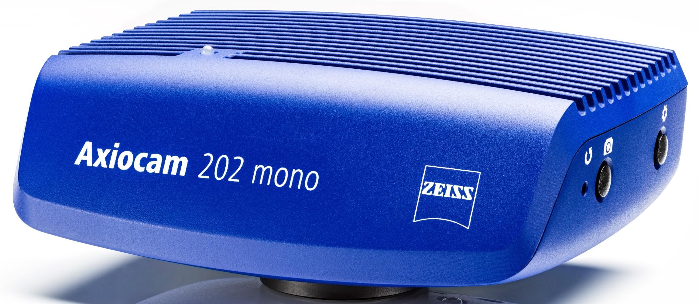 Zeiss Axiocam 202 mono seitlich