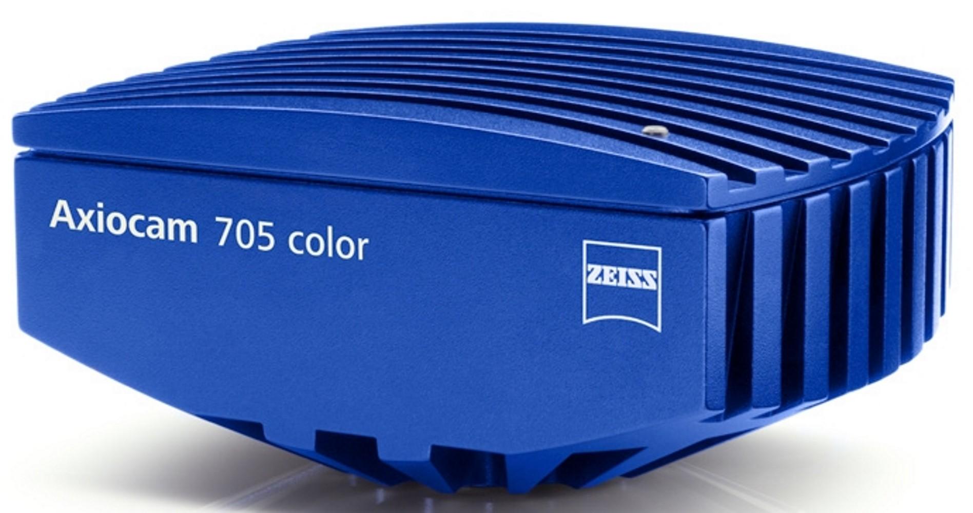 Zeiss Axiocam 705 color seitlich