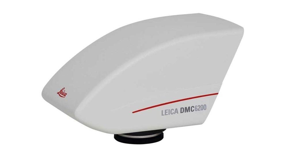 Leica DMC6200 Mikroskopkamera seitliche Ansicht