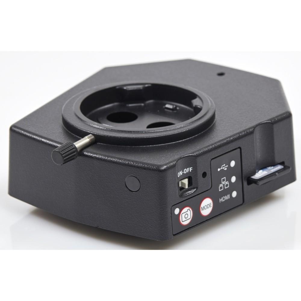 Leice IC90 E Mikroskopkamera seitlich