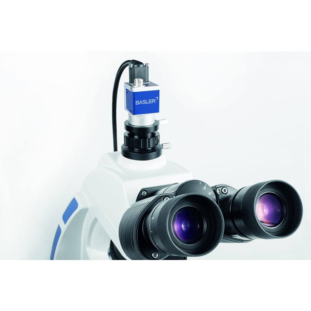 Basler Ace Kamera mit Euromex Oxion