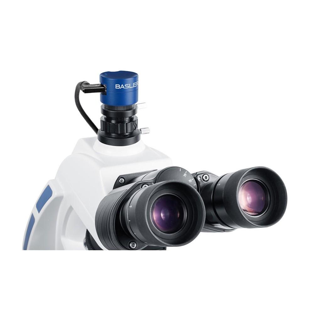 Basler Pulse Kamera mit Euromex Oxion