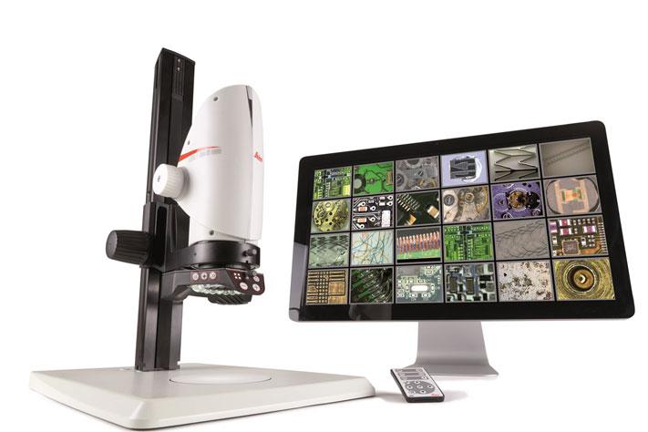 Mikroskop für die Qualitätssicherung