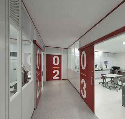 Mikroskop-Center Essen Showroom
